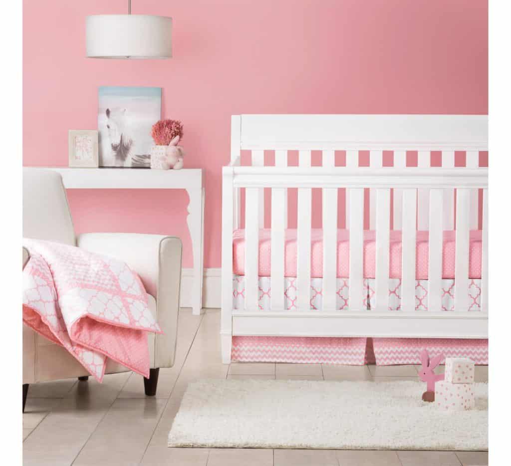 Cute Baby Girl Nursery Ideas: Bath Tub Rings And Artsy Things